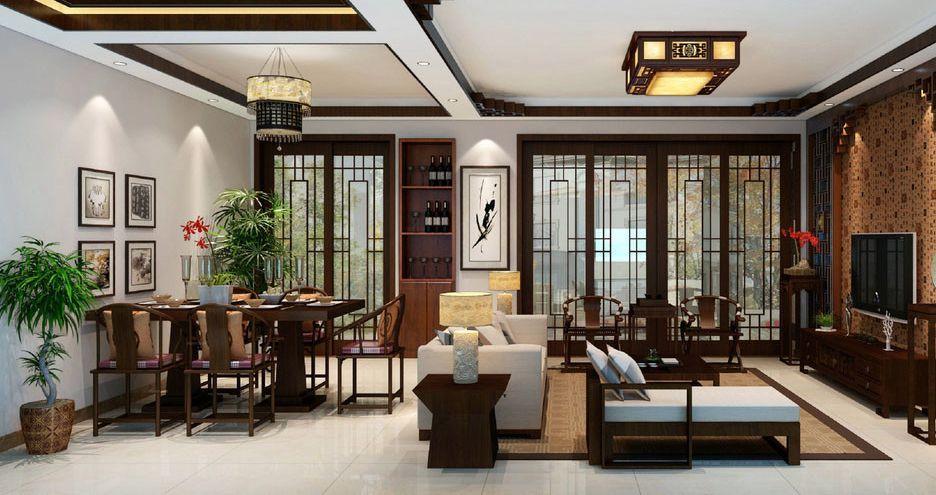 Asian Living Room Living Area Asian Inspired Living Room