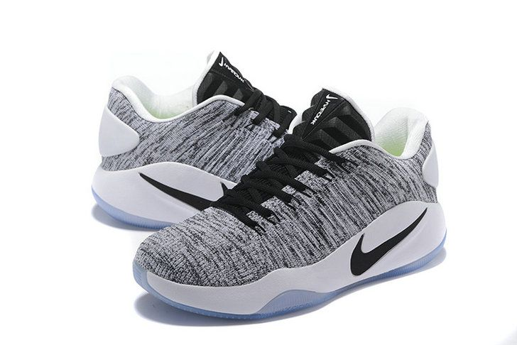 brand new 16f6b 65847 Free Shipping Only 69  Nike Hyperdunk 2016 Flyknit Elite Low Wolf Grey Black