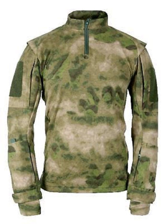 Orologi E Gioielli Intelligent Camouflage Army T-shirt Men Us Ru Soldiers Combat Tactical T Shirt Military Force Multicam Camo Long Sleeve T Shirts+knee Pads Available In Various Designs And Specifications For Your Selection