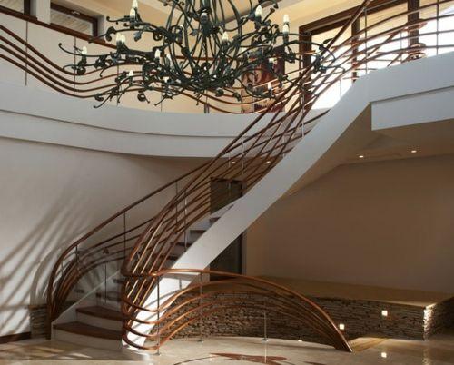23 mod les d 39 escalier design par siller treppen for Escalier exterieur original