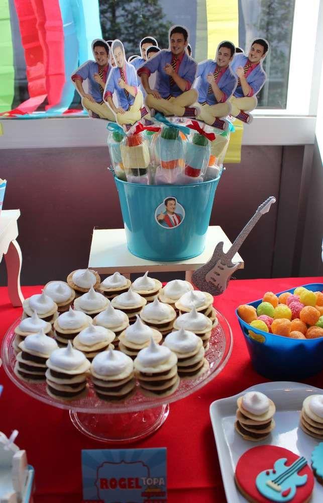 Topa Y Los Rulos Birthday Party Ideas Photo 6 Of 11