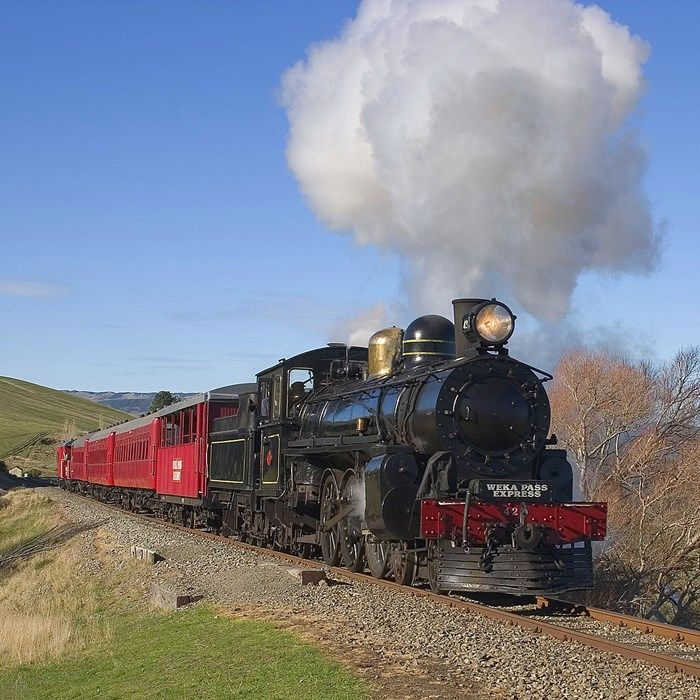 Steam Train With Cream Tea For Two | GettingPersonal.co.uk ...