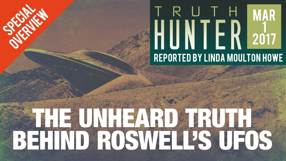 The Unheard Truth Behind Roswell's UFOs - Truth Hunter with