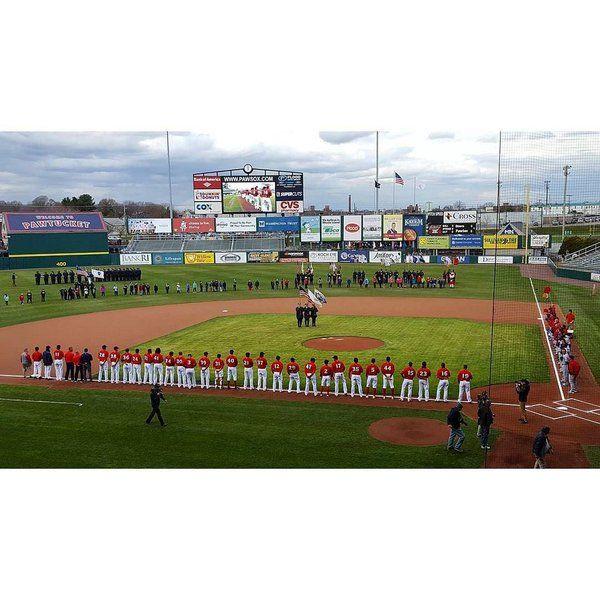 Paul Harvey On Baseball Stadium Minor League Baseball Stadium