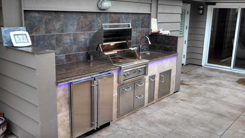 Outdoor Kitchens Tampa Bay