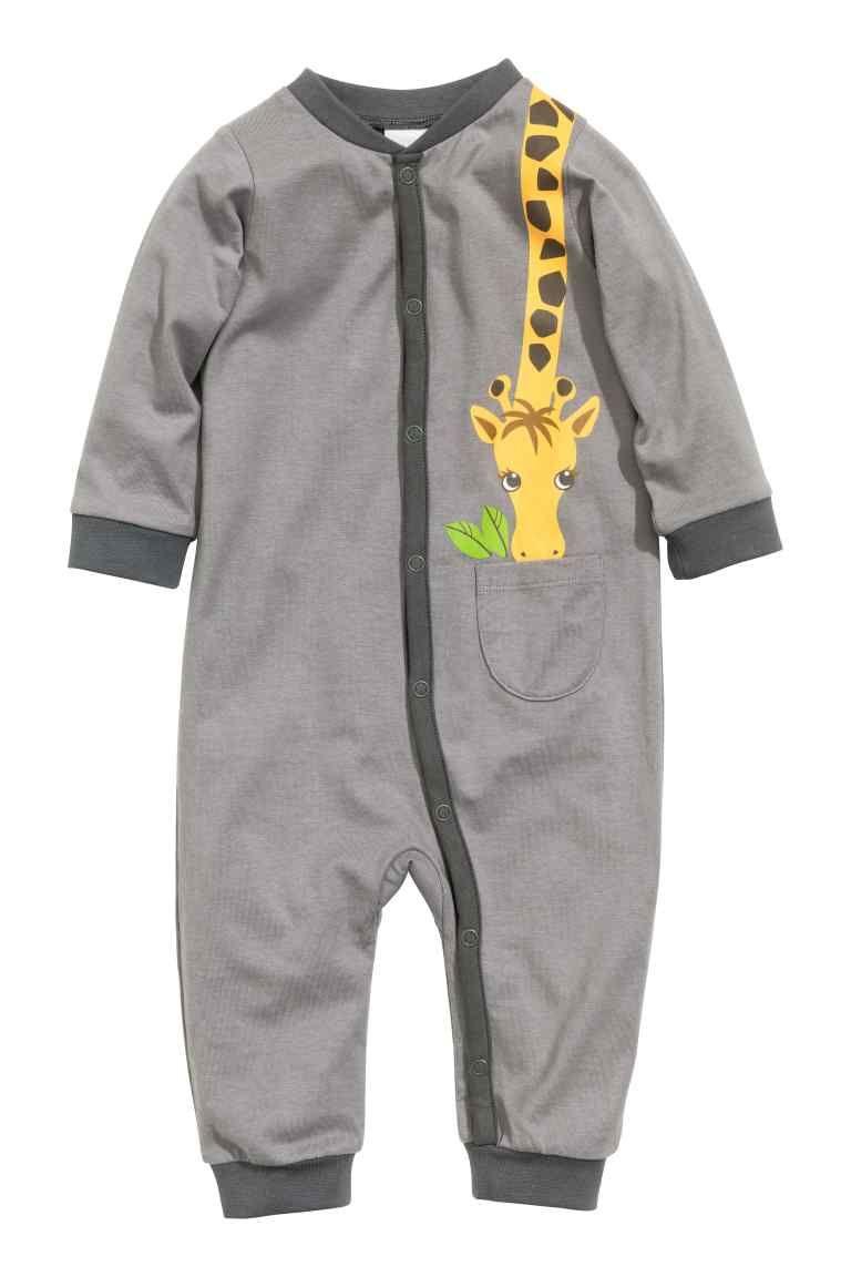 Pijama con motivo estampado | H&M