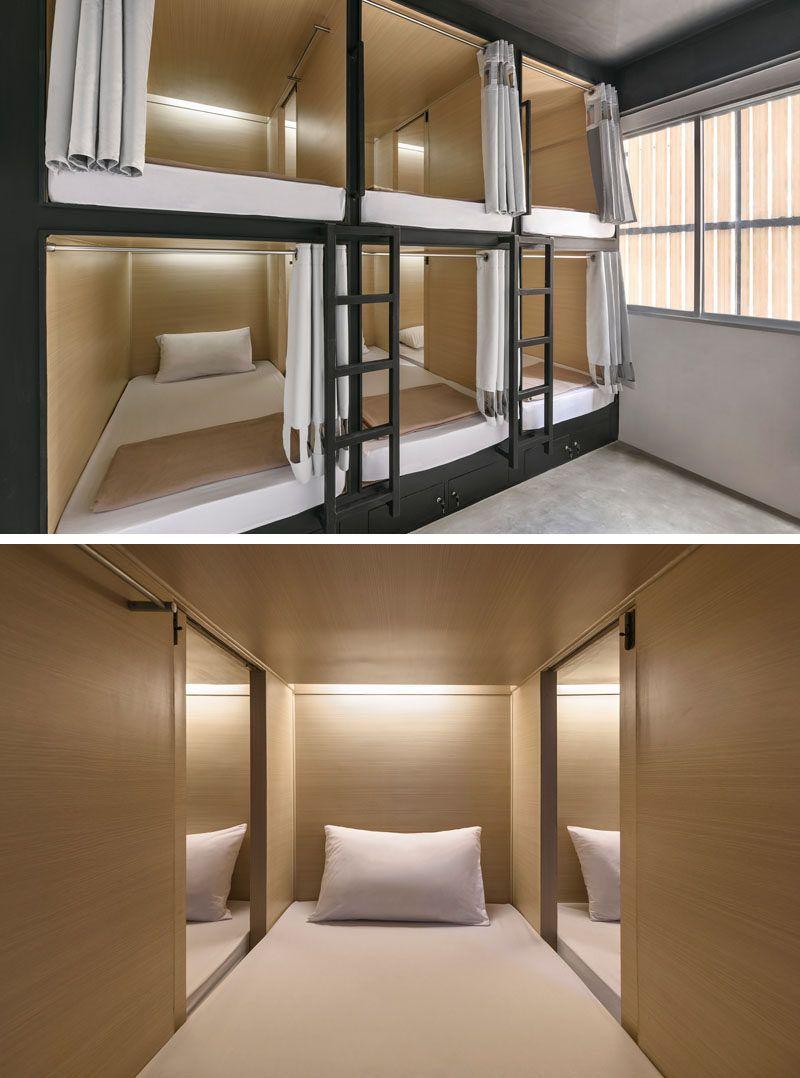 A New Modern Hostel Arrives In Bangkok, Thailand