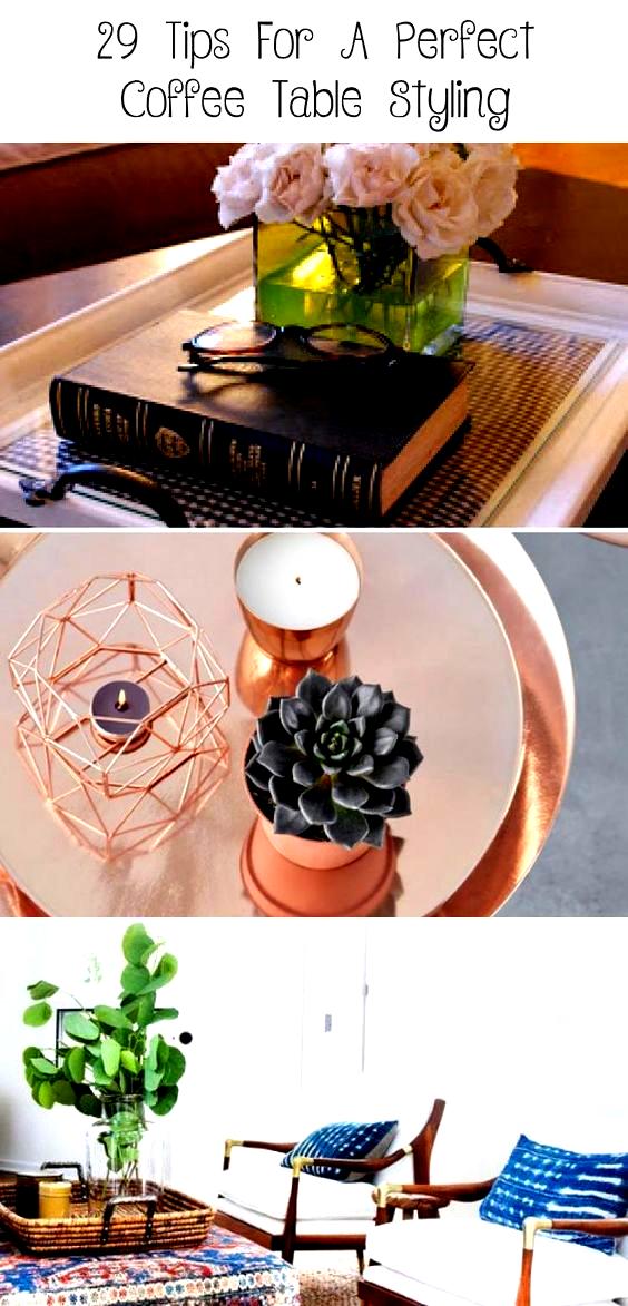 Romantic Cozy Coffee Table Decor Ideas Livingroomdecorvin In 2020 Decorating Coffee Tables Table Decorations Perfect Coffee Table