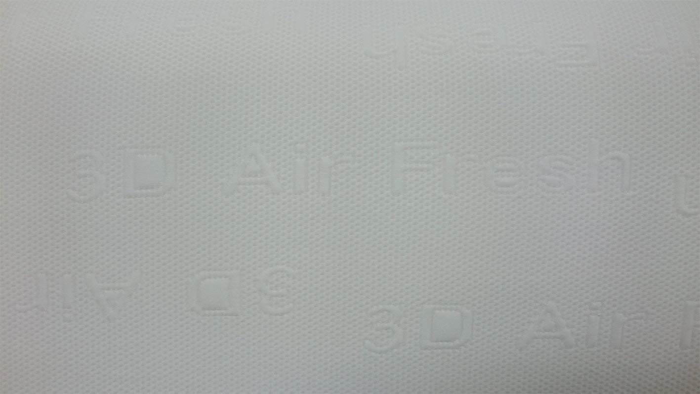 Dibapur Pro Soft 3d Air Fresh Cold Foam Mattress Variety X Approx 5 Cm Core With Cover Topper About 5 2 Cm Made In Germany Foam 3d Air 150x200 Rasch Textil