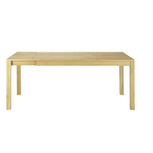 Tavolo da pranzo allungabile 8 a 10 persone in rovere L 200/250 cm