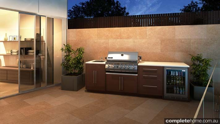 Built in weber bbq images google search ideas for the for Outdoor alfresco designs