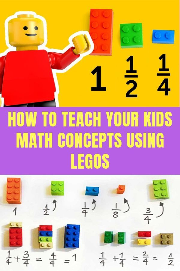 "How To Teach Your Kids Math Concepts Using Legos is part of Math for kids, Lego math, Math concepts, Used legos, Teaching math, Fun homeschool - Do you know what the world's most valuable toy brand is  I'll give you a few clues  Their product was in one of the most popular movies of the summer of 2014  They have a theme park, and a huge video game franchise including Star Wars and Indiana Jones  They have pirates, Star Wars, Indiana Jones, The Simpsons, police, firefighters, space themes, you name it they probably have it  The most expensive set, the Millennium Falcon, comes in at whopping $499 99  If you don't know by now, ask your kids if ""Everything is Awesome""  They know Lego's  You probably do"