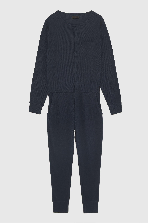 acheter en ligne 723f8 c8c3d Image 1 de COMBINAISON PYJAMA de Zara | Pour mon homme ...