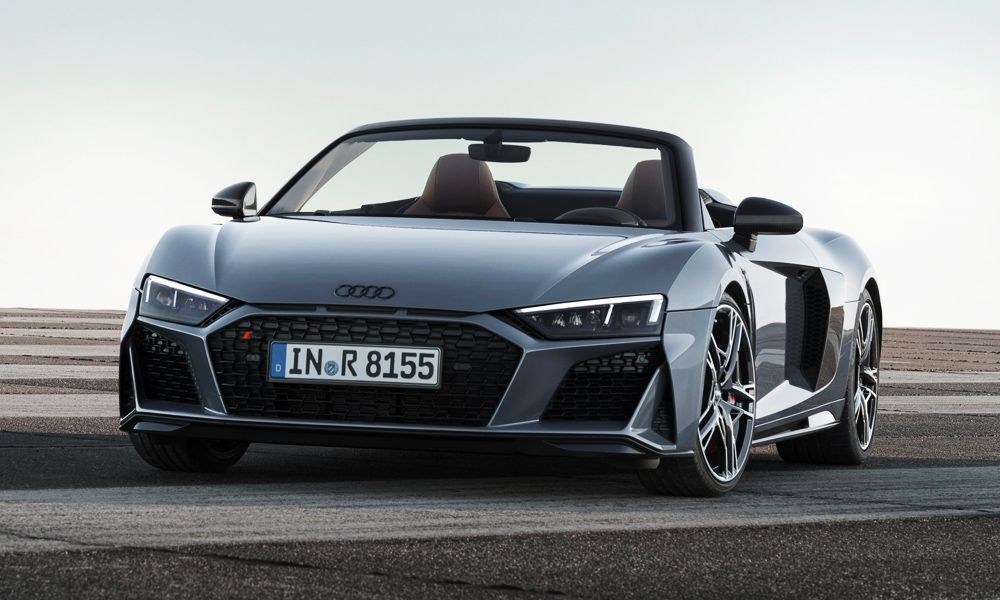 Audi Finally Revealed The 2019 Audi R8 Audi Sports Car Audi