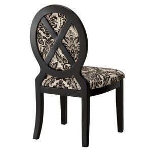 Morris Oval Back Dining Chair