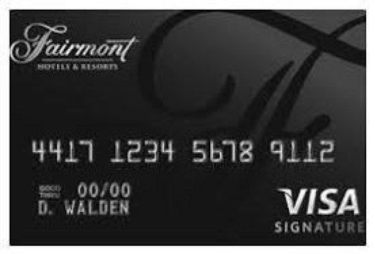 Fairmont Credit Card Review Apply Now Online Login