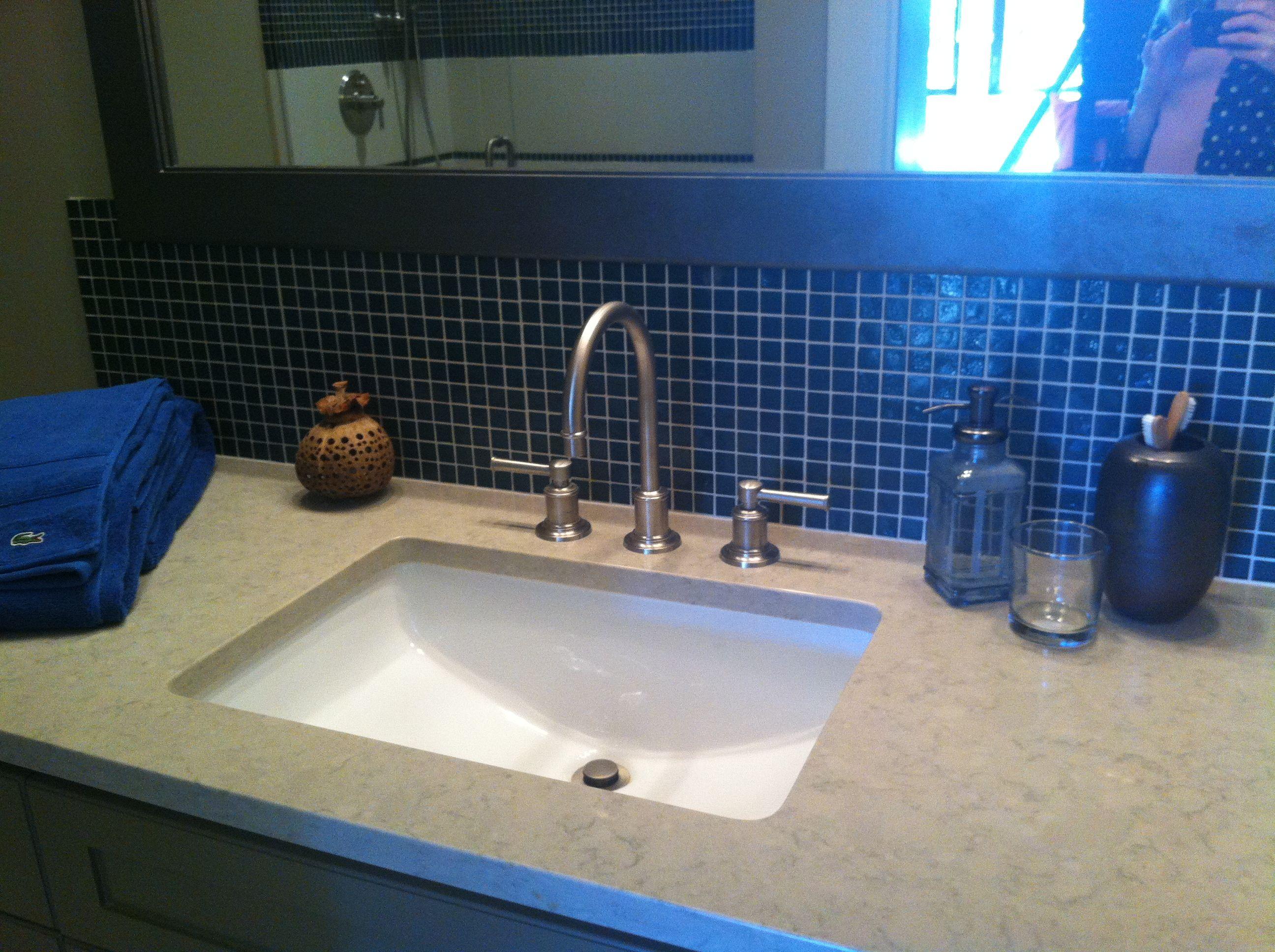 Boys bathroom countertop decor! #indigo #AmericanDreamSOD | Street ...