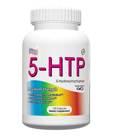 $15 NEED. WANT Look what I found on #zulily! 120-Ct. 5-HTP Mood Enhancer & Sleep Aid Supplement #zulilyfinds