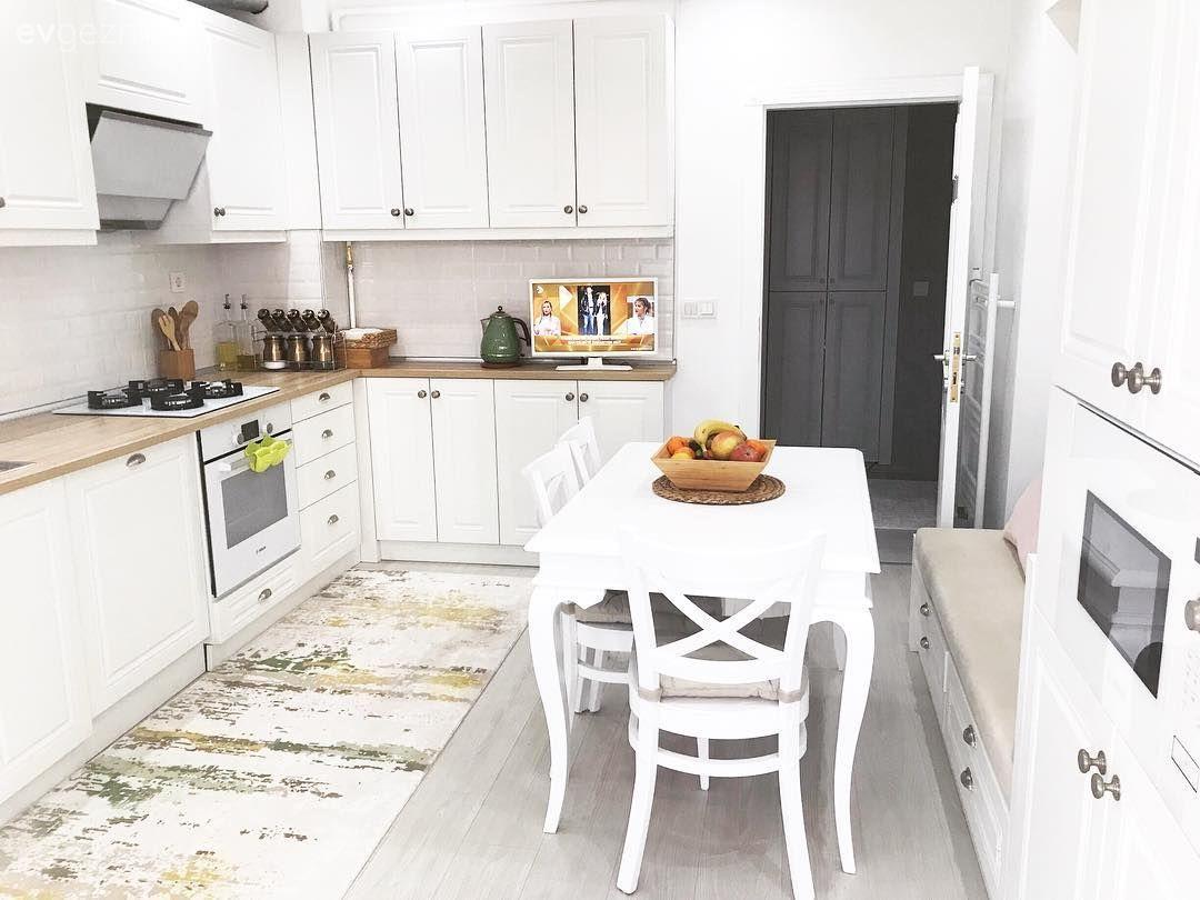 Bu Keyifli Ankara Evinde Özel Yapım Mobilyalarla Her Metrekare Değerlenmiş
