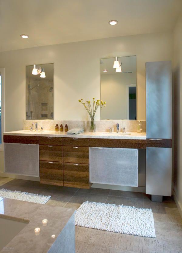 bathroom tiles, shower, vanity, mirror, faucets