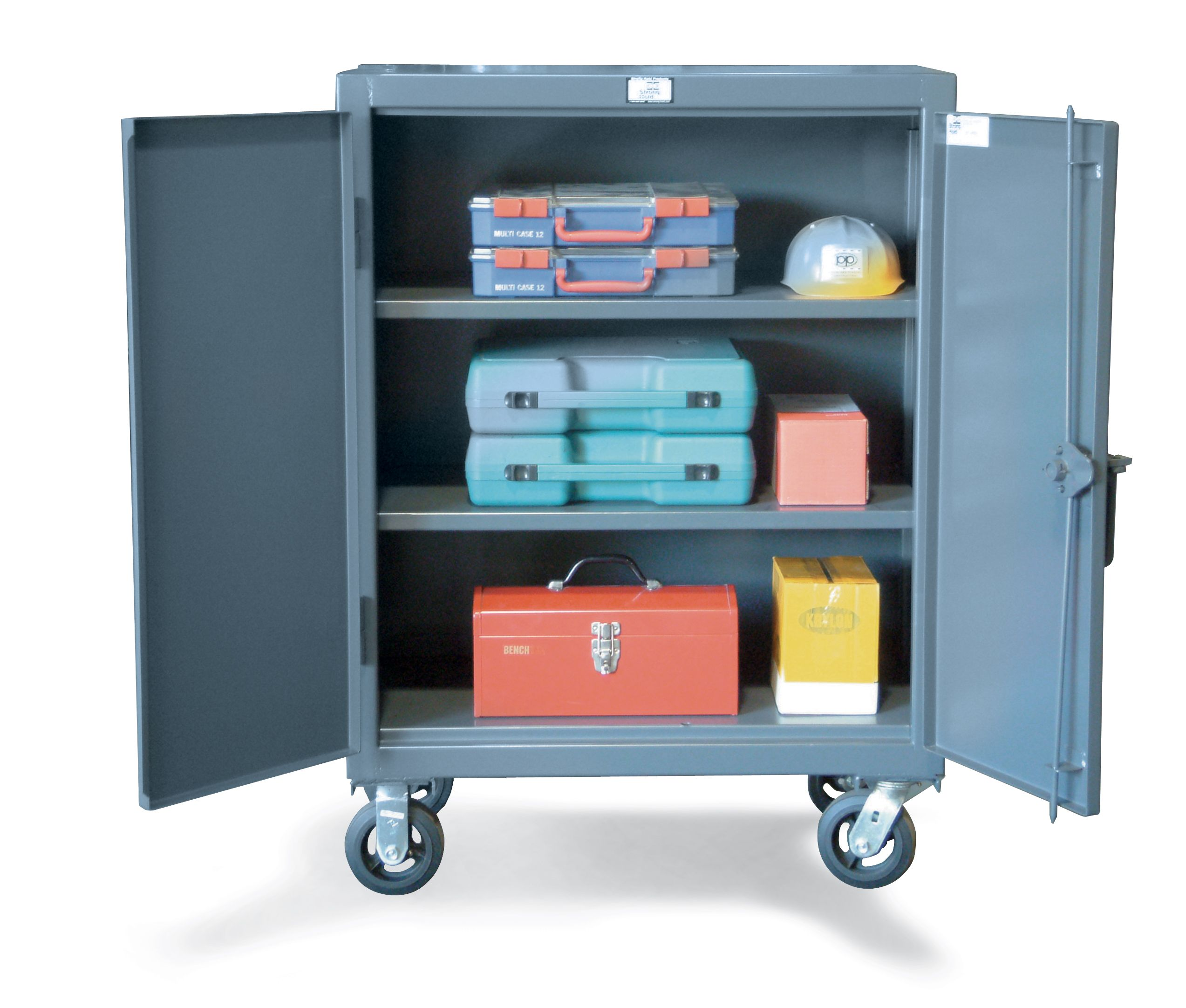Countertop Mobile Cart With 2