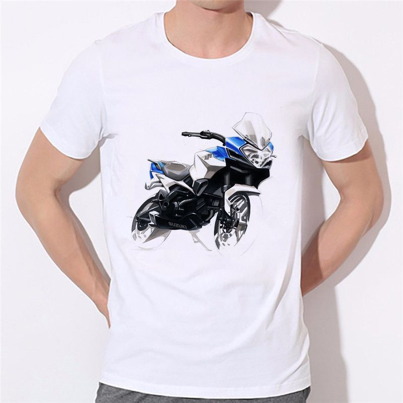 Fashion Short Sleeve Motorcycle T Shirts 10 STYLES TO CHOOSE FROM!!