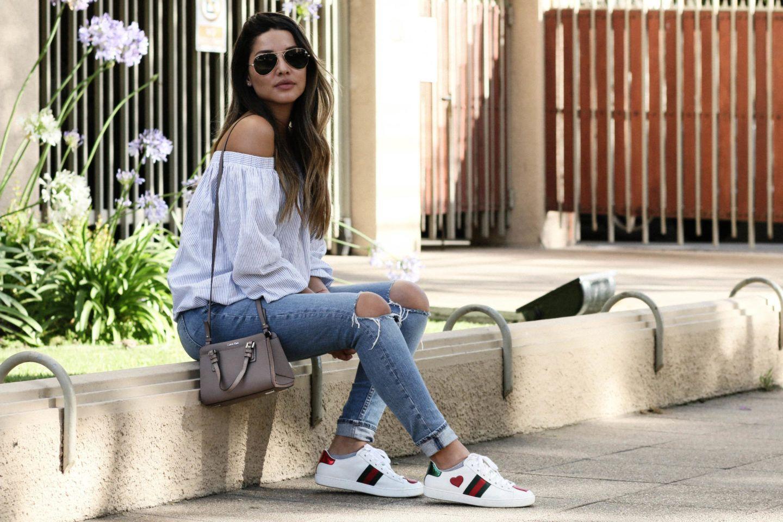 gucci sneaker style
