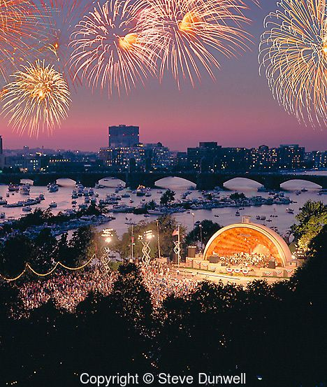 Pin By Monica Natwig On Boston Boston 4th Of July Fireworks