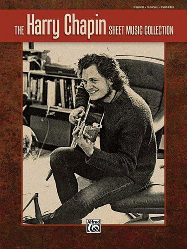 The Harry Chapin Sheet Music Collection Book For Piano Vo Chapin Sheet Music Electronic Books