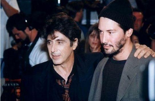 Keanu Reeves / Al Pacino