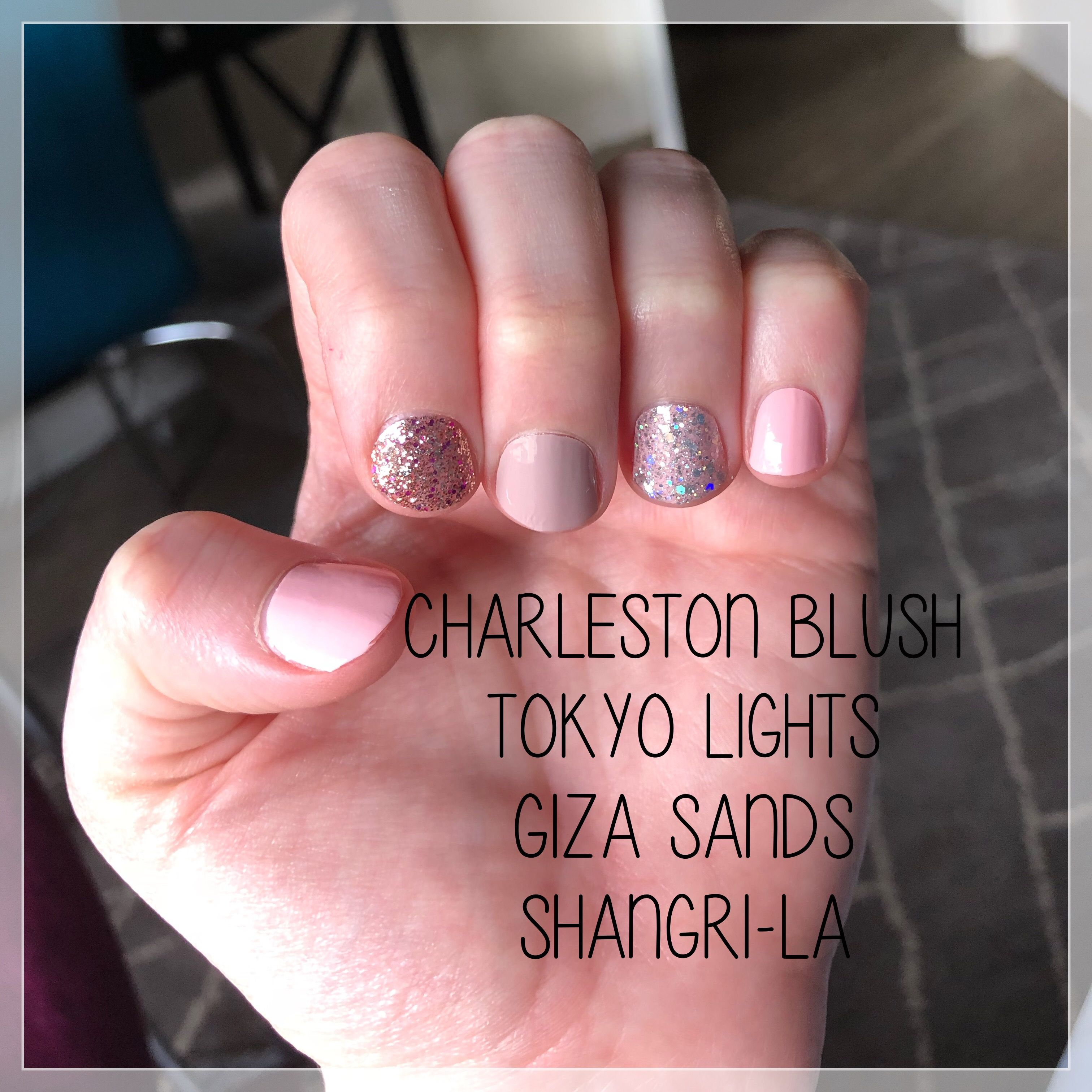 Street Light Colors: Color Street Nails! Buy 3, Get 1 Free! Charleston Blush