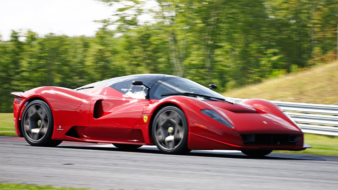 If Jim Glickenhaus ran Ferrari... | Ferrari and Cars