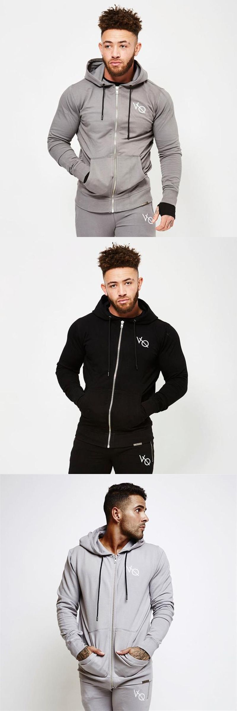 high quality fitness men hoodies brand clothing men hoody