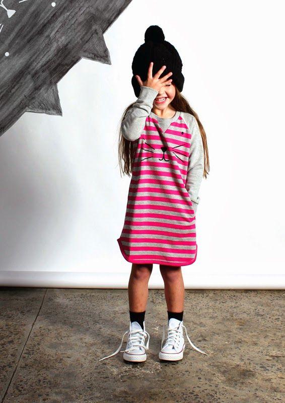 gulliga barnkläder