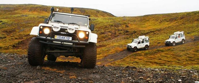 ISAK 4X4 SUPERJEEP RENTALS IN ICELAND | Iceland, Read more and 4x4