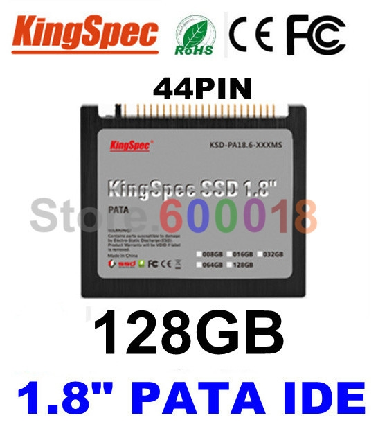 "87.40$  Watch now - http://ali0si.worldwells.pw/go.php?t=242792822 - ""L Kingspec 1.8"""" inch PATA IDE 44PIN  Solid State Disk ssd 128GB Internal Hard Drive Laptop For IBM X40 X41 X41T ,CE ROHS FCC"" 87.40$"