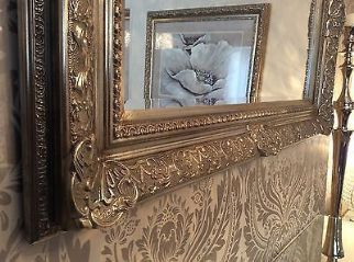 Decorative Antique Silver Wall Mirror Full Range Of Sizes And Frame Colours Silver Wall Mirror Frame Mirror Wall