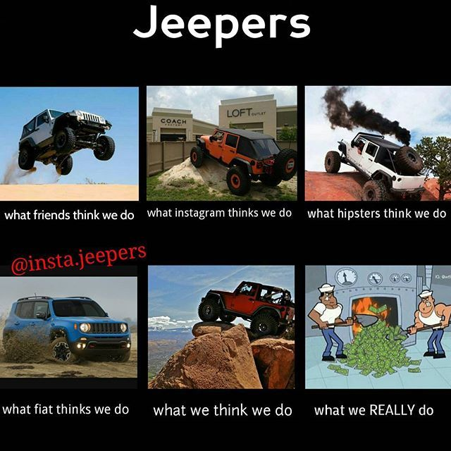 True Or Nah Jeep Memes Jeep Quotes Jeep Jokes