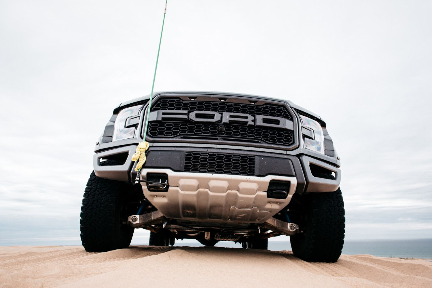 Jeep Gladiator Hercules To Fight The Ford F150 Raptor