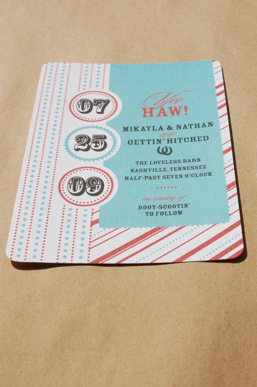 retro backyard barn wedding invitation barn wedding pinterest
