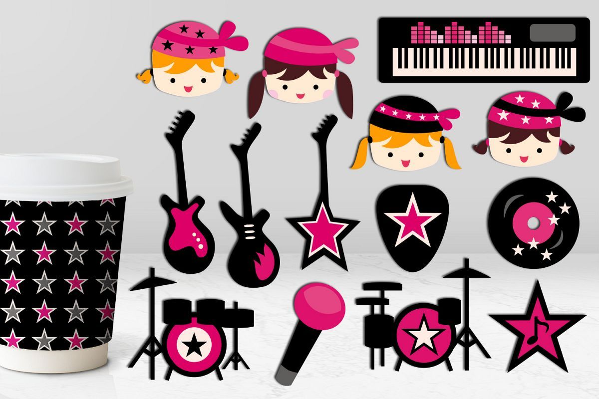 Rockstar Girls Band