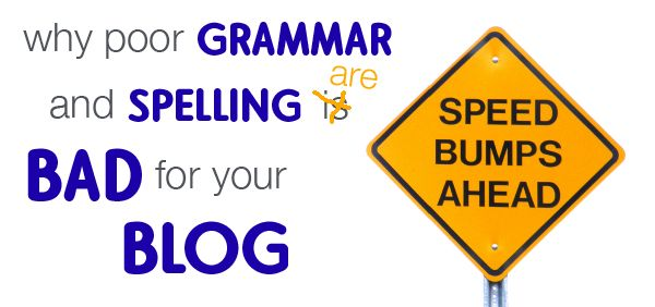 poor-grammar-blogging - This is a generalized post, but SO - spell resume