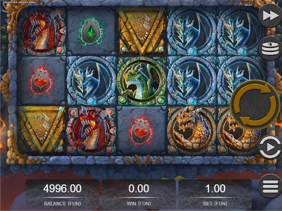 Spiele Dragons Awakening - Video Slots Online