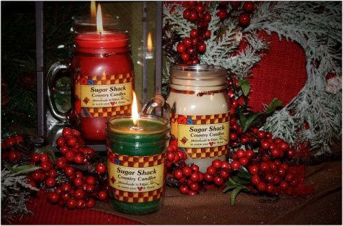 Welcome To Sugar Shack Country Candles! | Made in USA ...