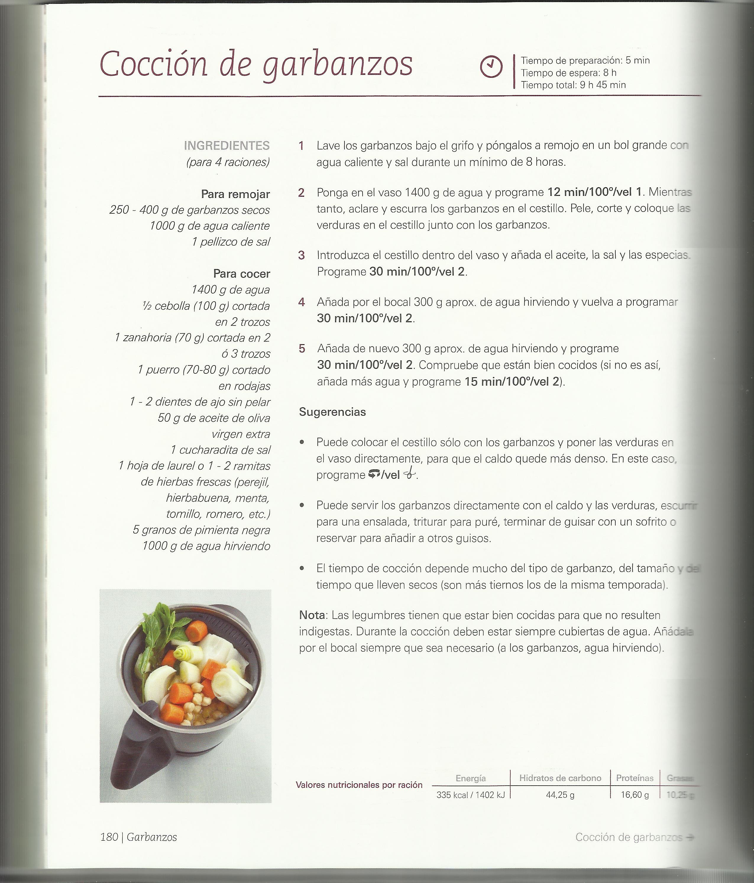 Recetas De Cocina De Thermomix   Pin De Planeta Cocina En Thermomix Recetas Pinterest Legumbres
