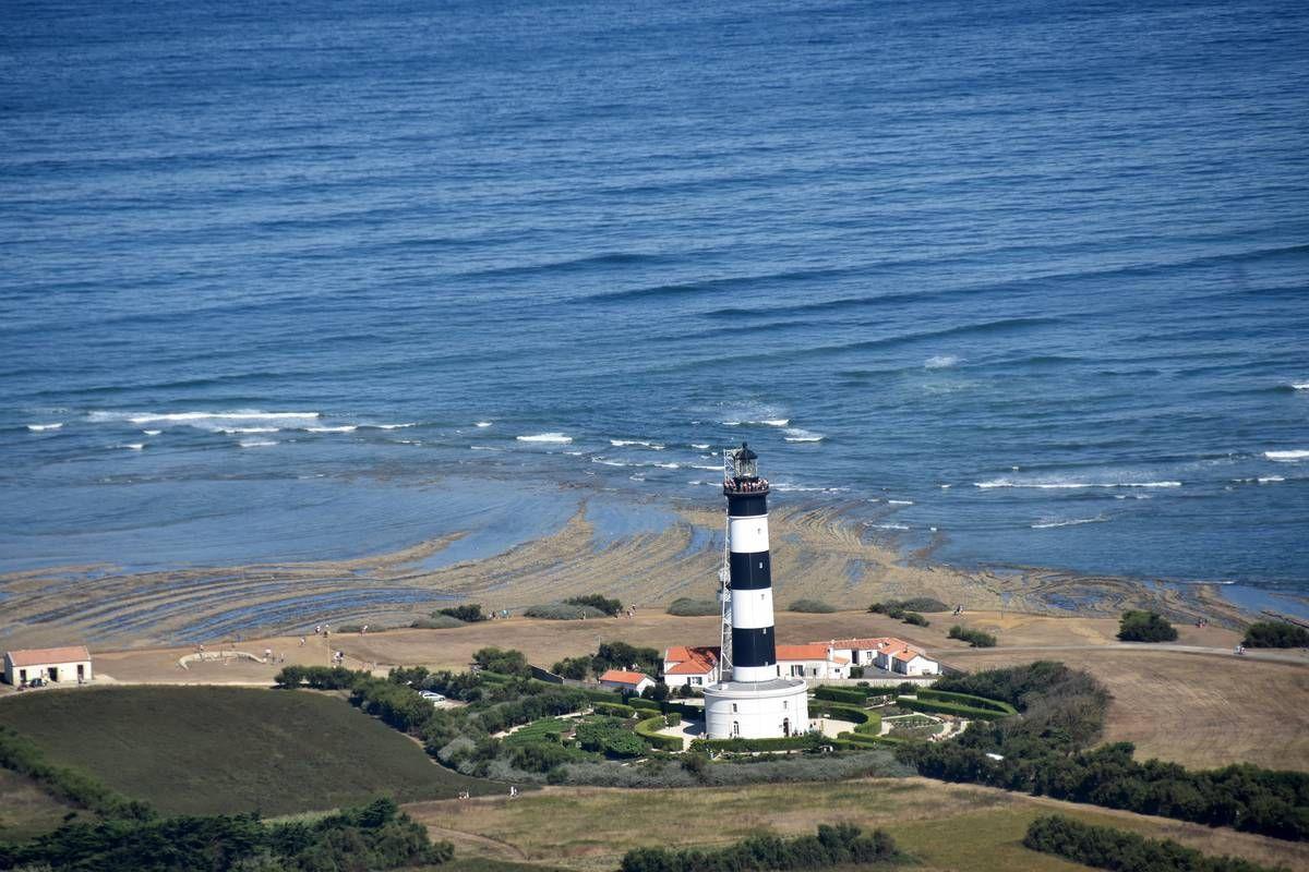 Faro de Chassirón, isla Olerón, 4. en 2020 | Faro, Islas, Francia