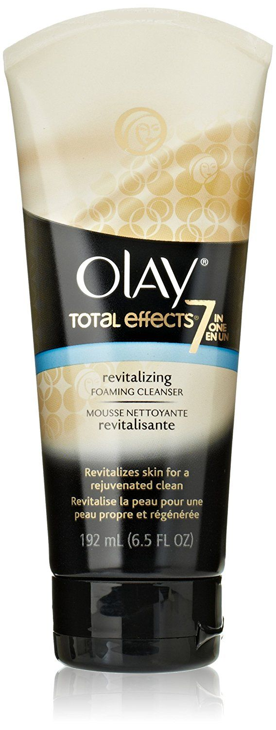 Olay Total Effects Revitalizing Foaming Cleanser 65 Fl Oz Revitalising Cream Cleansing This