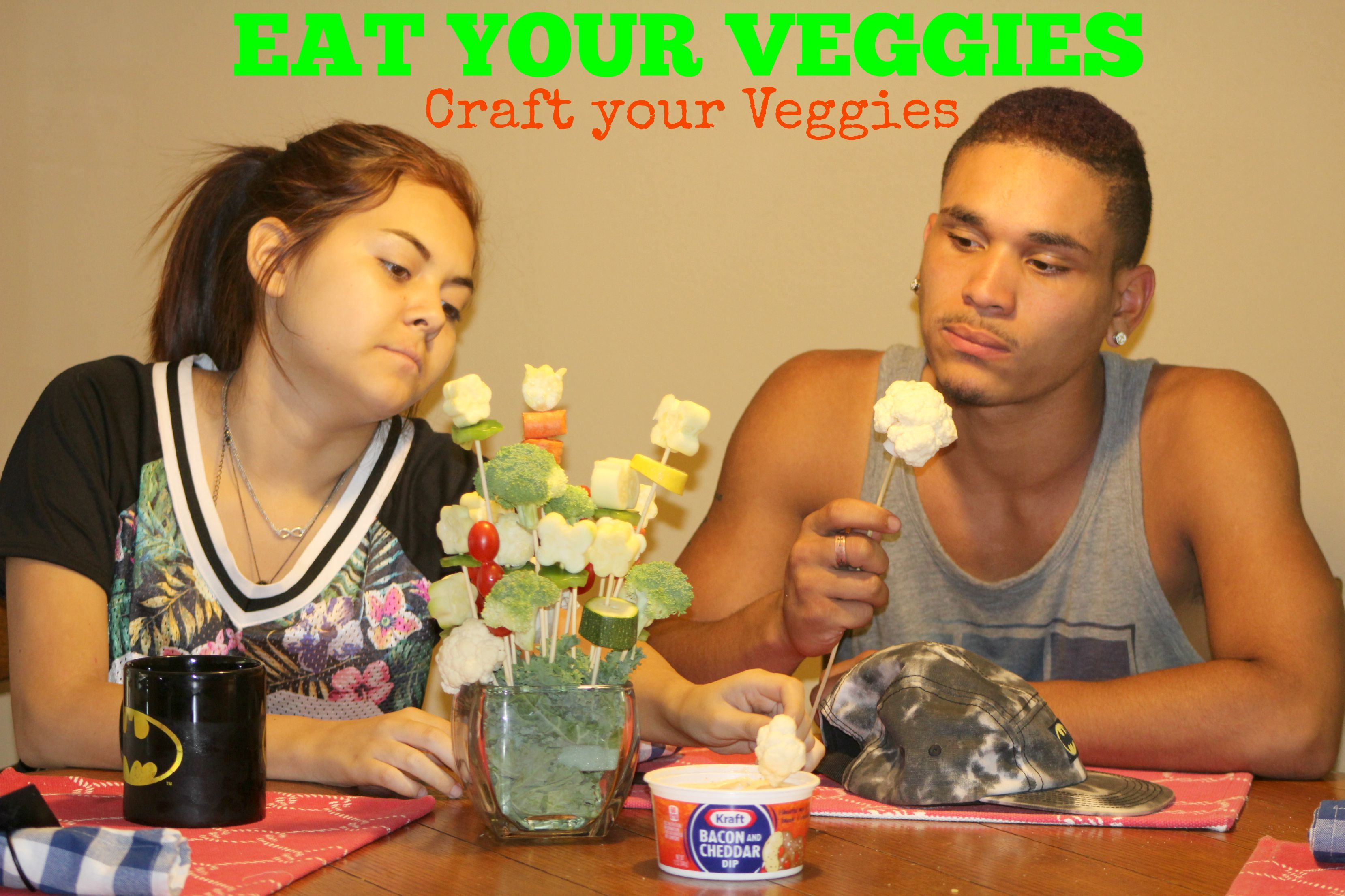 Enjoying Snacking: Eat Your Veggies and Kraft Dips  #DipYourWay #AD