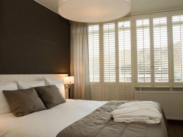 bruintinten slaapkamer, hout combineren met zandkleur/beige/bruin ...
