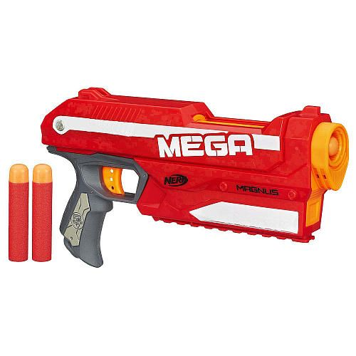 Through February 24th, head over to ToysRUs.com where they are offering Buy  One, Get One 50% off all NERF guns and accessories! Even sweeter, some of  the ...